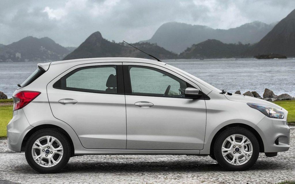 Novo Ford Ka 2019 - Quanto custa?