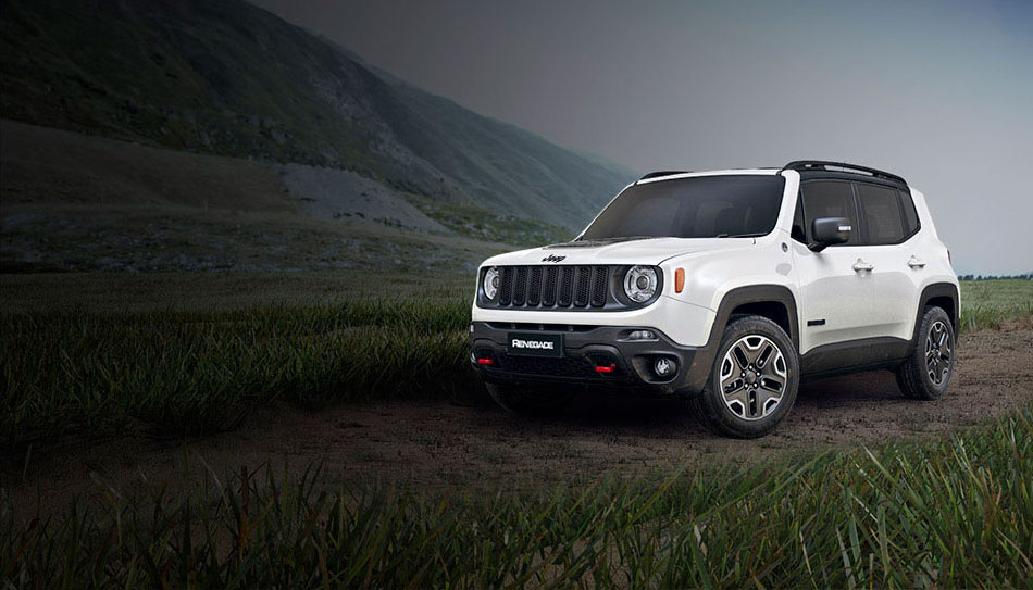 Jeep Renegade 2019 - Preço, Consumo, Ficha Técnica, Avaliação, Fotos