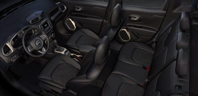 Jeep Renegade 2019 - Espaço interno, mudanças