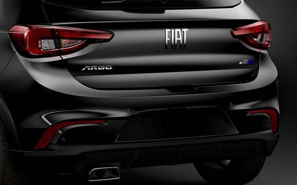 Fiat Argo 2019 - porta malas