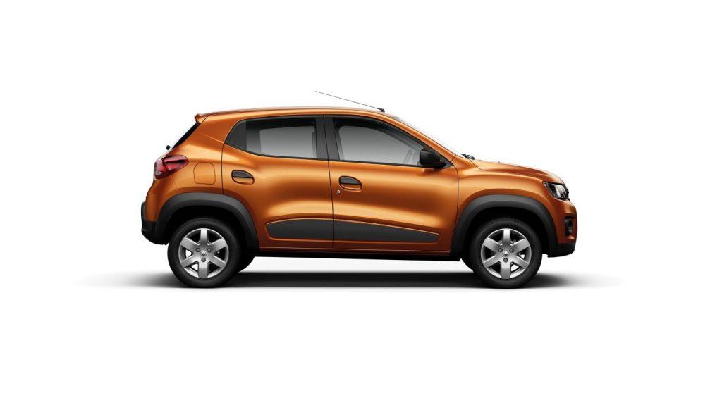 Novo Renault Kwid 2019 - Ficha Técnica