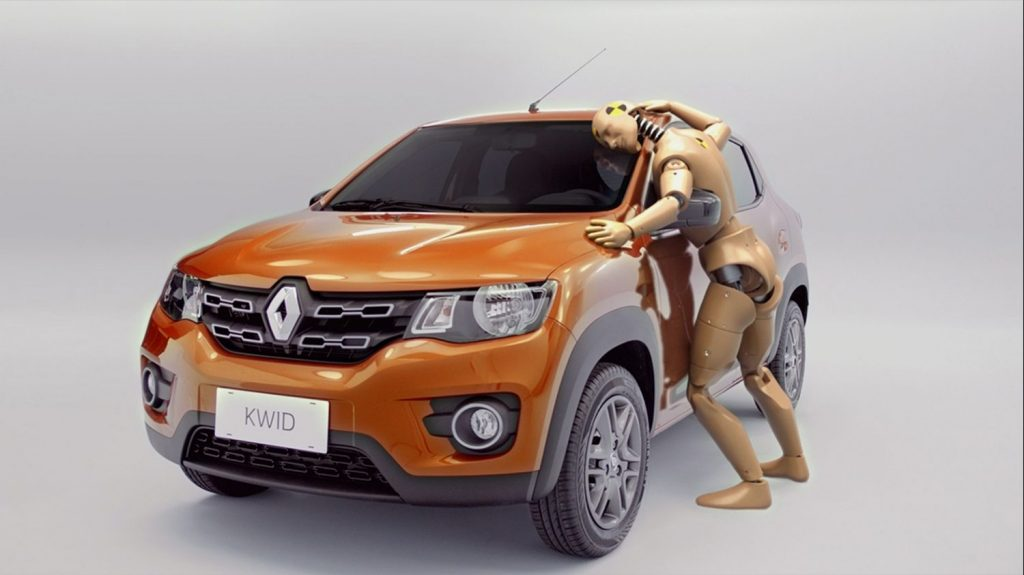 Novo Renault Kwid 2019 - motor e valor