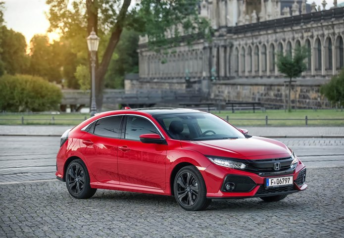 Novo Honda Civic 2019 - Consumo