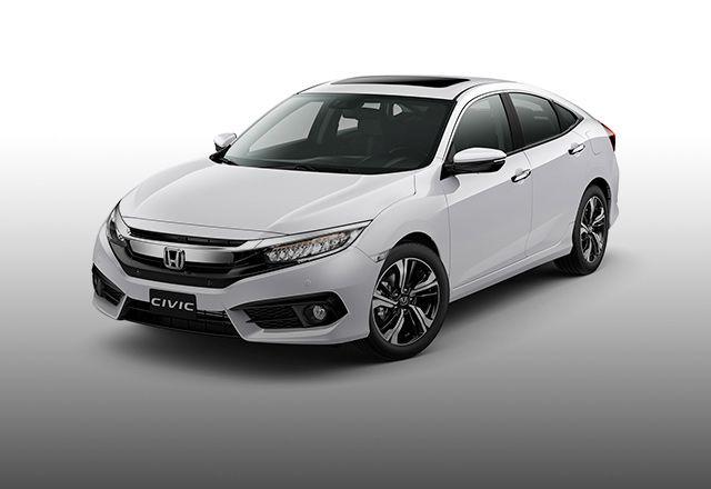 Novo Honda Civic 2019 - Preço, Consumo, Ficha Técnica, Avaliação, Fotos