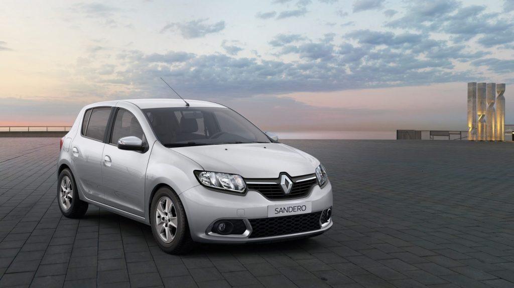 Novo Renault Sandero 2019 - Preço