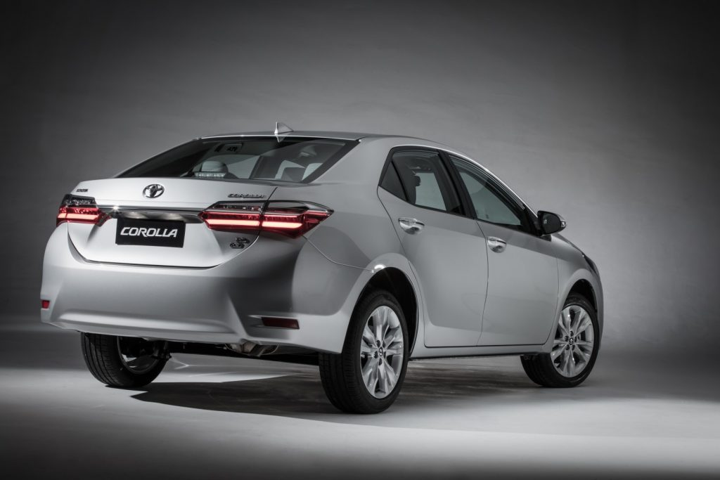 Corolla 2019 - Porta Malas