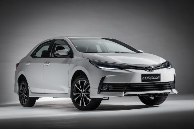 Novo Corolla 2019 - Preço