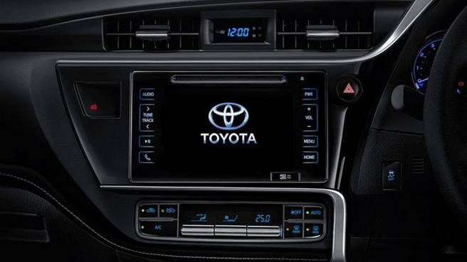 Corolla 2019 - Interior, Por dentro, itens de série
