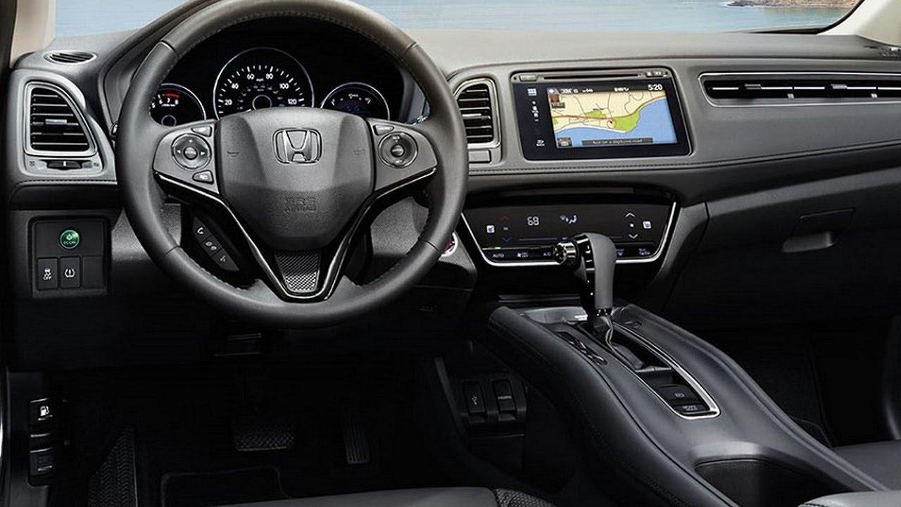 Novo Honda HRV 2019 - Preço, Consumo, Ficha Técnica, Fotos