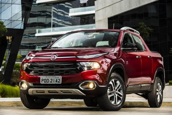 Novo Fiat Toro 2019 - Preço, Consumo, Ficha Técnica, Avaliação, Fotos
