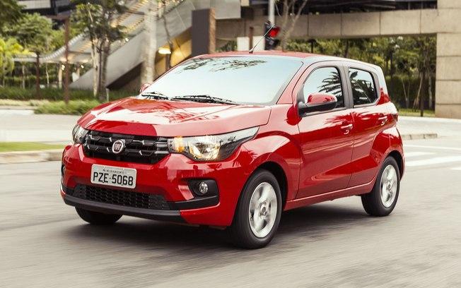 Novo Fiat Mobi 2019 - Preço, valor