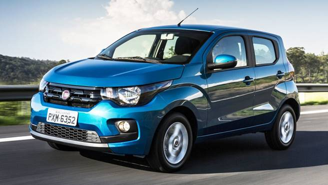 Novo Fiat Mobi 2019 - Preço, Consumo, Ficha Técnica, Avaliação, Fotos