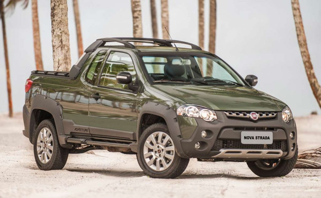Fiat Strada 2019 - Preço