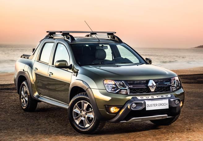 Nova Renault Oroch 2019 - Preço