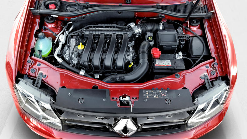 Nova Renault Oroch 2019 - motor, potência e torque