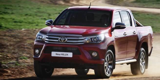Toyota Hilux 2019 - motor, torque