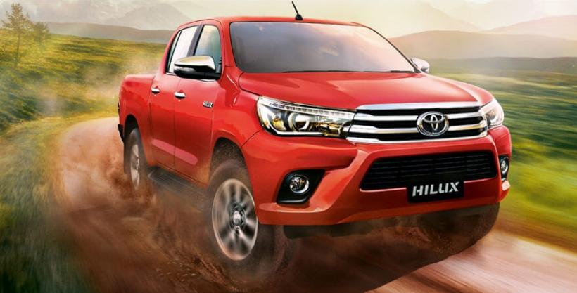 Nova Toyota Hilux 2019 - Preço