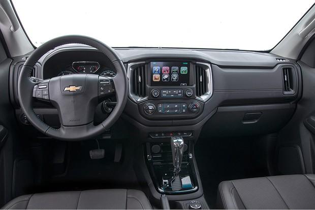 Nova Chevrolet S10 2019 - Preço, Consumo, Ficha Técnica ...