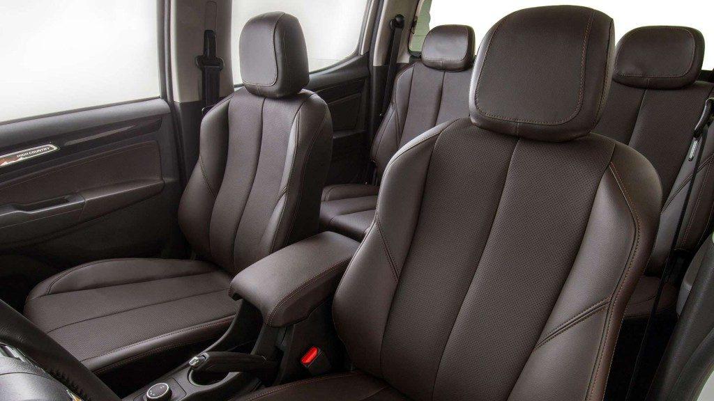 Chevrolet S10 2019 - itens de série. novidades