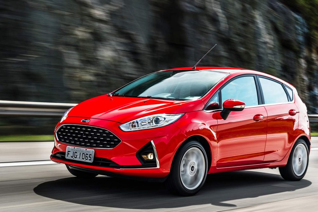 Novo Ford Fiesta 2019 - Preço, Consumo, Ficha Técnica, Avaliação, Fotos