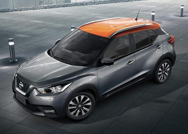 Nissan Kicks 2019 - motor, potência e torque