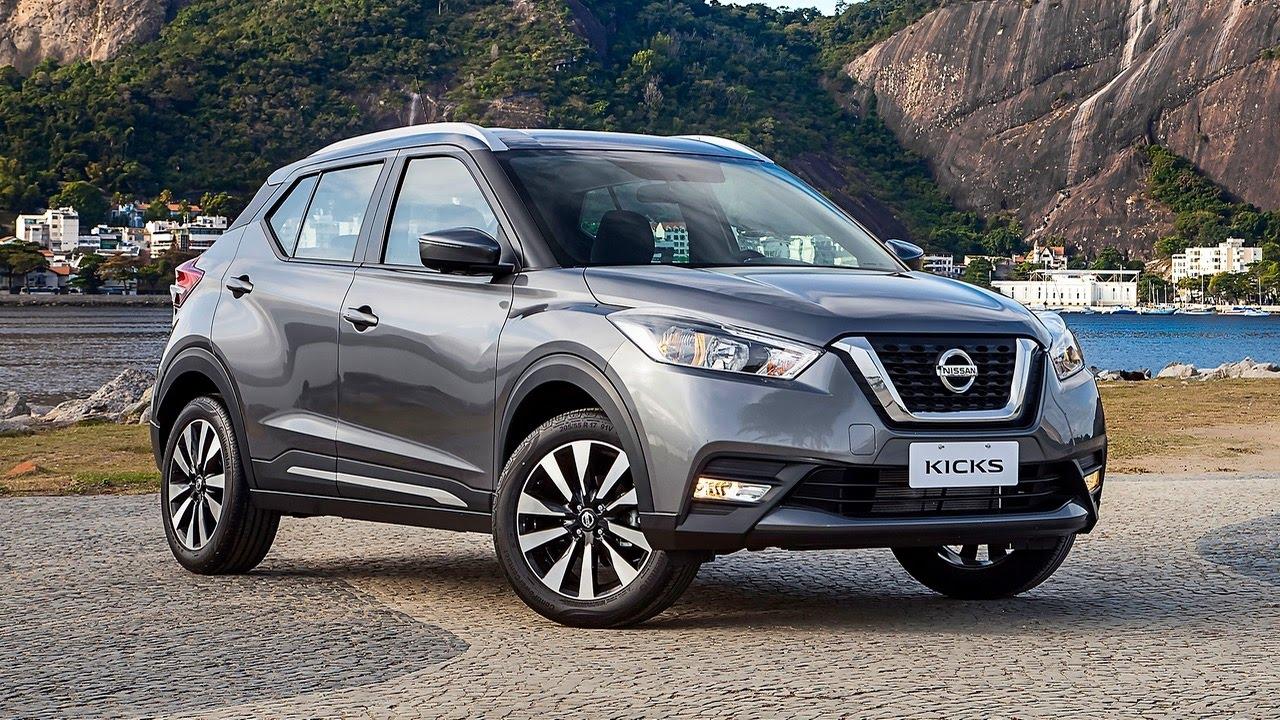 Novo Nissan Kicks 2019 - Preço, Consumo, Ficha Técnica ...