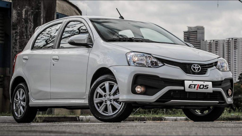 Novo Toyota Etios 2019 - Preço