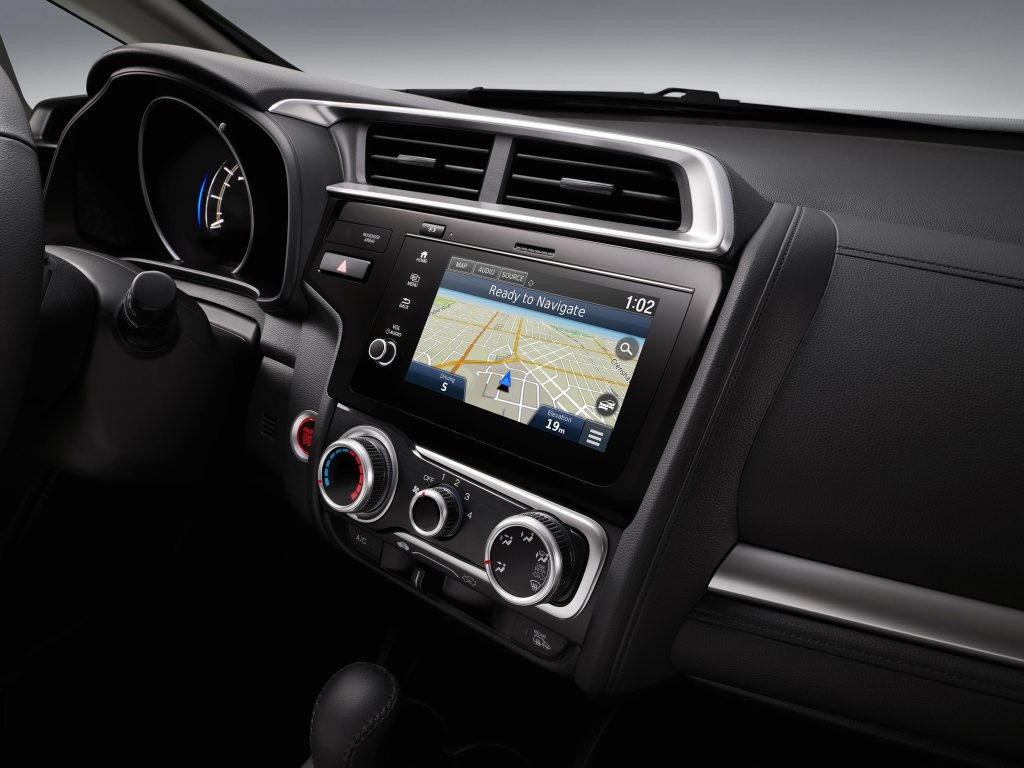 Honda Fit 2019 - kit multimídia com GPS