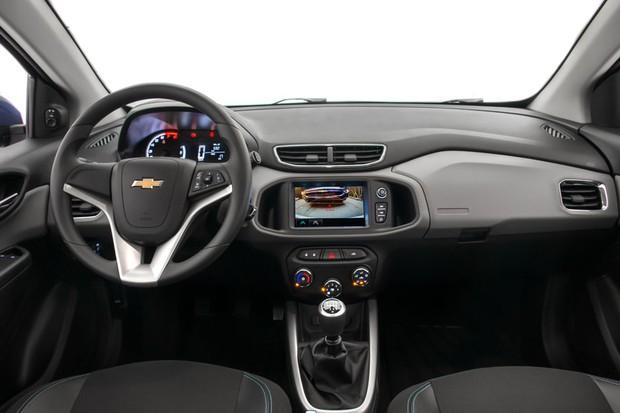 Chevrolet Onix - Versões