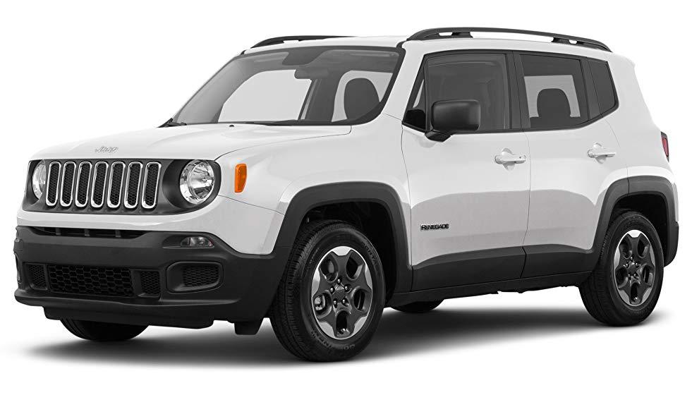 Novo Jeep Renegade 2020 - Preço