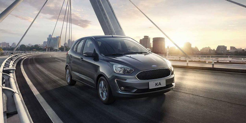 Novo Ford Ka 2020 - Preço