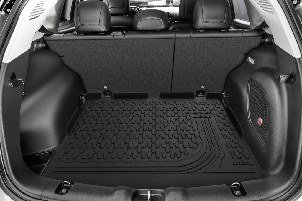 Jeep Compass 2020 - porta malas