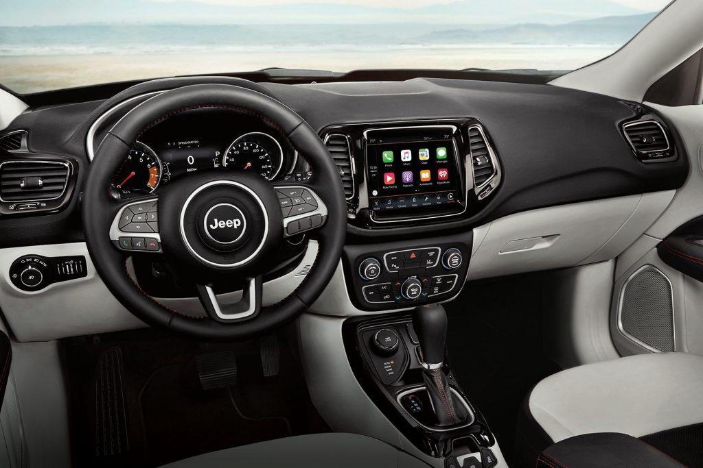 Jeep Compass 2020 - Interior, por dentro, novidades