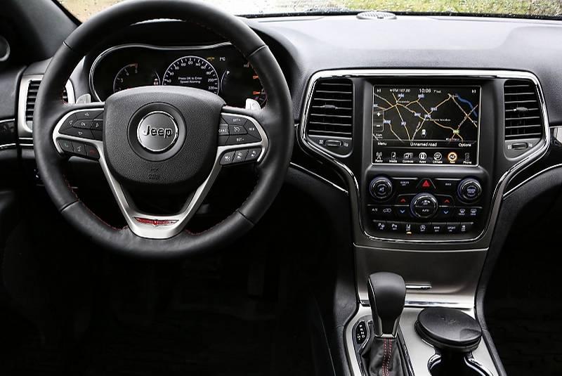 Jeep Compass 2020 - Central Multimídia
