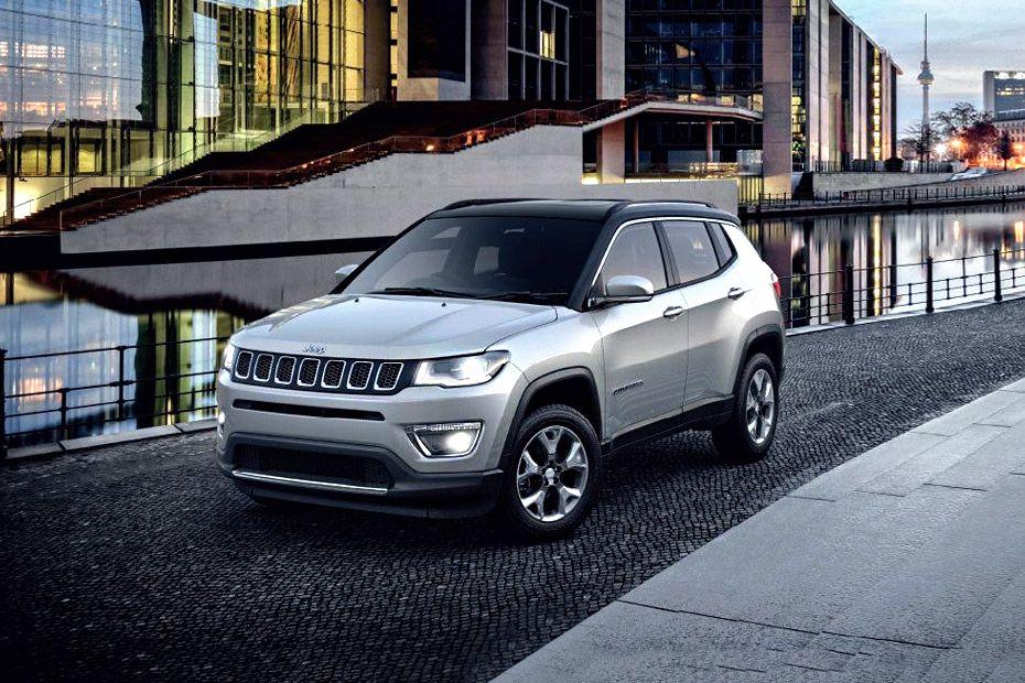 Novo Jeep Compass 2020 - Novidades
