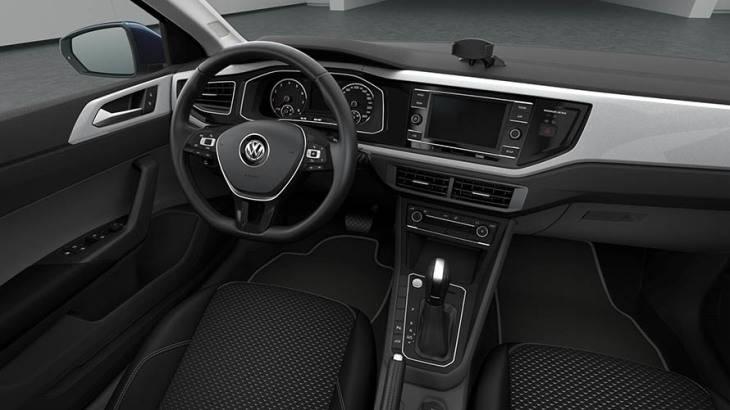 Novo Polo 2020 - Interior