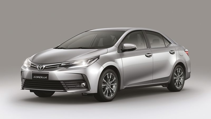 Novo Toyota Corolla 2020 - Preço
