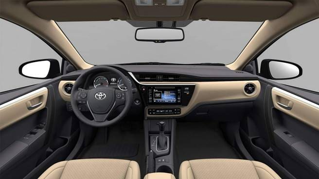 Novo Toyota Corolla 2020 - Interior