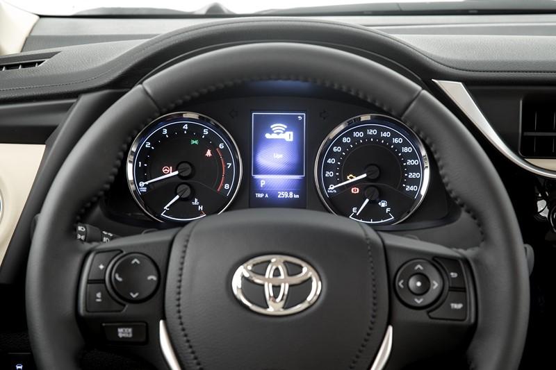 Novo Toyota Corolla 2020 - Volante