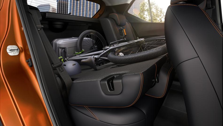 Novo Nissan Kicks 2020 - porta malas