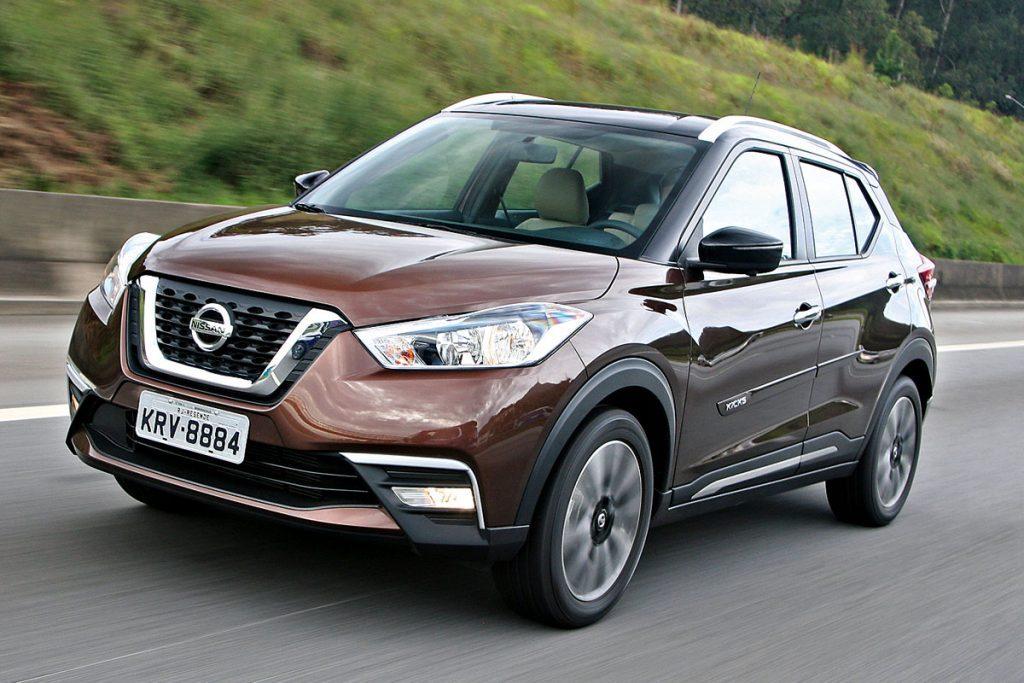 Novo Nissan Kicks 2020 - Design, mudanças
