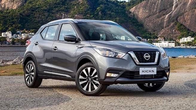 Novo Nissan Kicks 2020 - Frente, preço