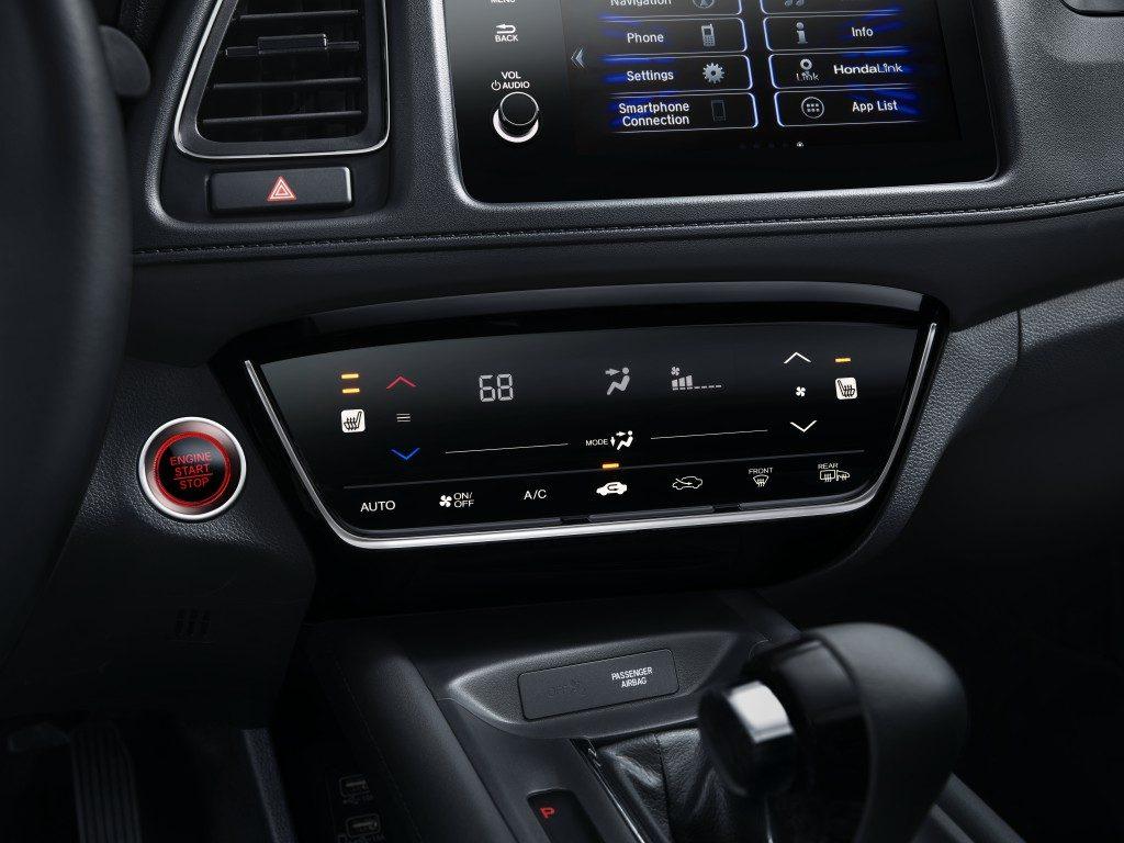Honda HR-V 2020 - Kit multimídia