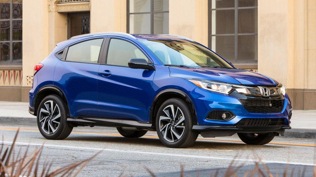 Honda HR-V 2020 - Motor, torque