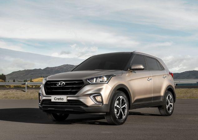 Novo Hyundai Creta 2020 - Design, mudanças, novidades