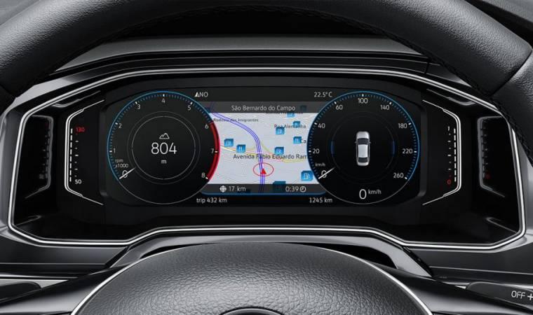 VW Virtus 2020 - GPS