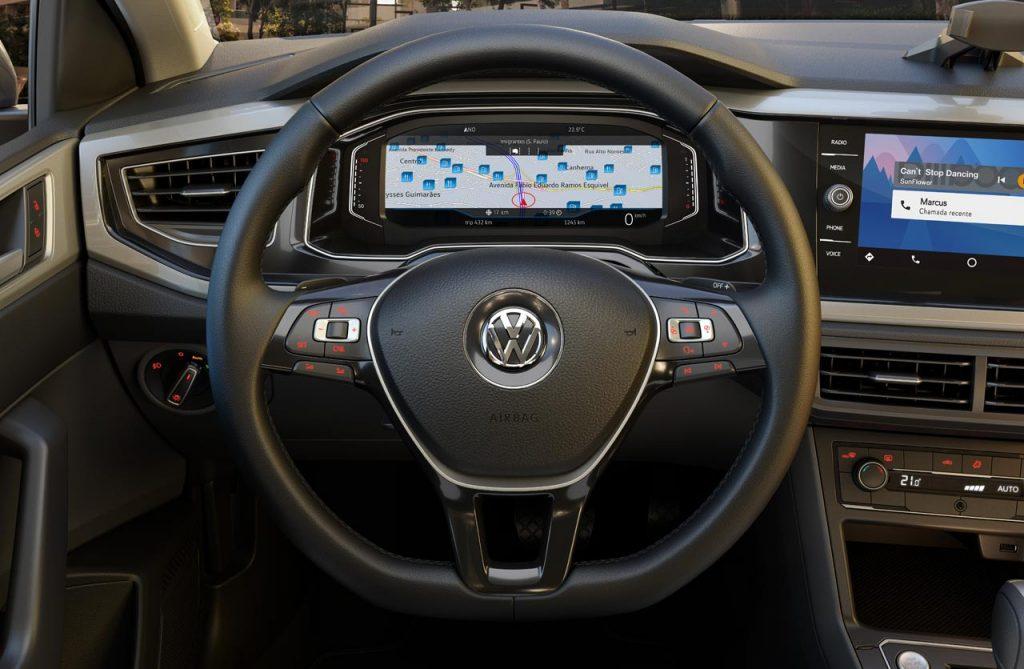 VW Virtus 2020 - Painel