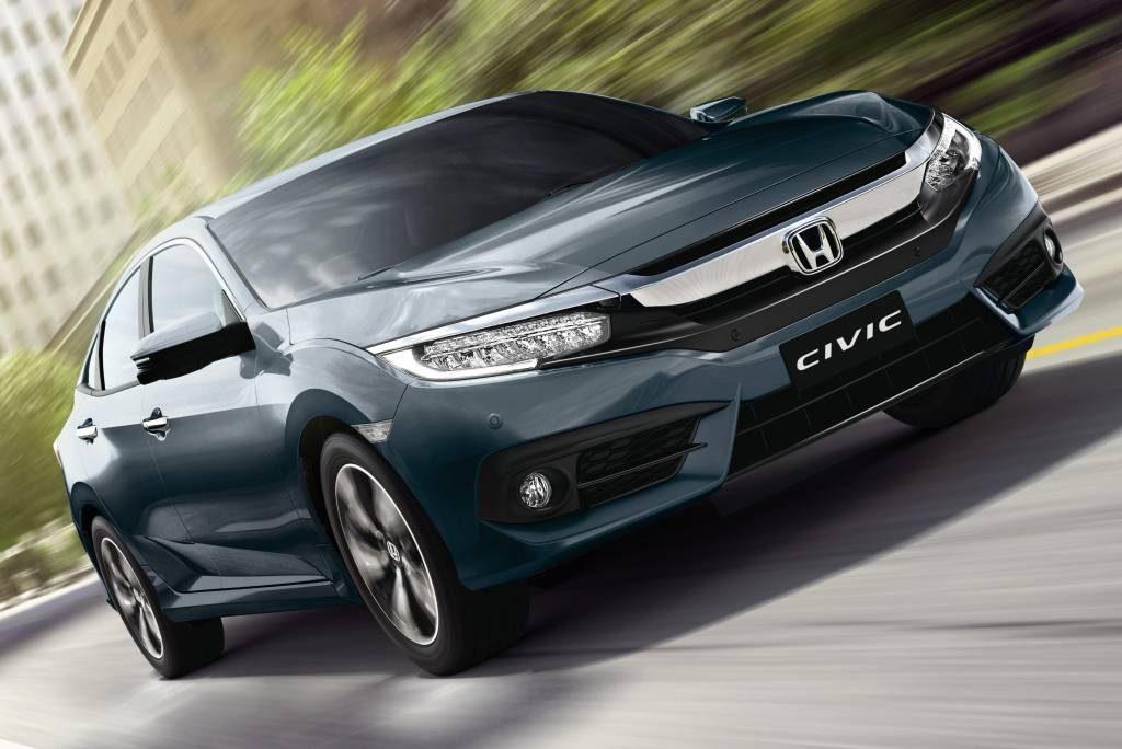 Novo Honda Civic 2020 - Preço, Consumo, Ficha Técnica, Avaliação, Fotos