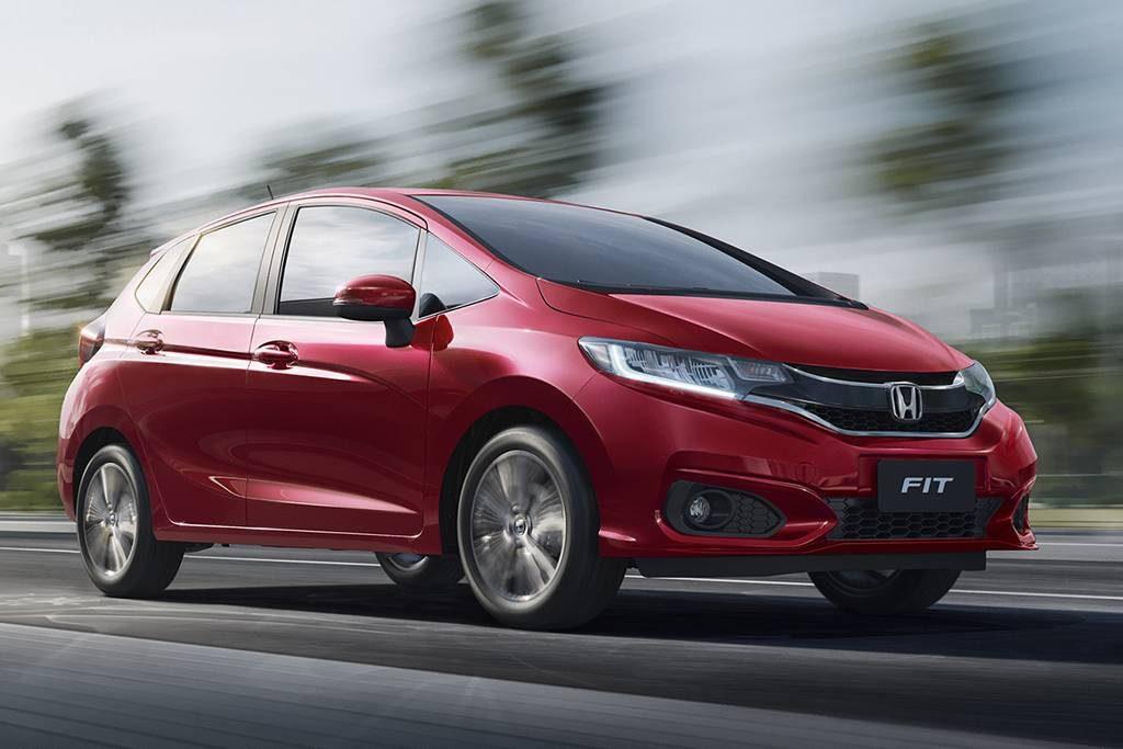 Novo Honda Fit 2020 - Preço