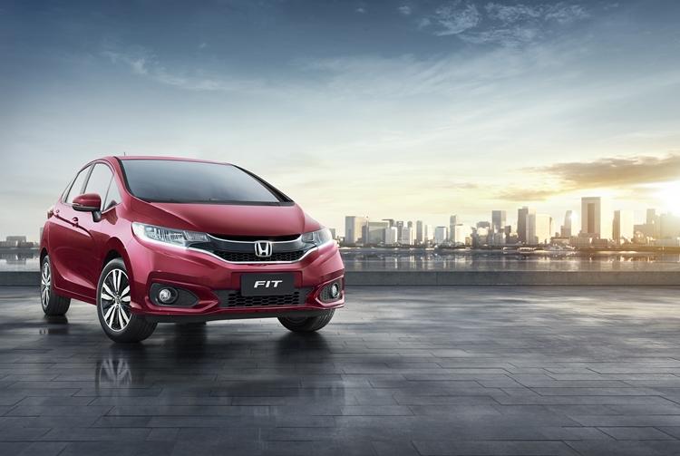 Novo Honda Fit 2020 - Novidades